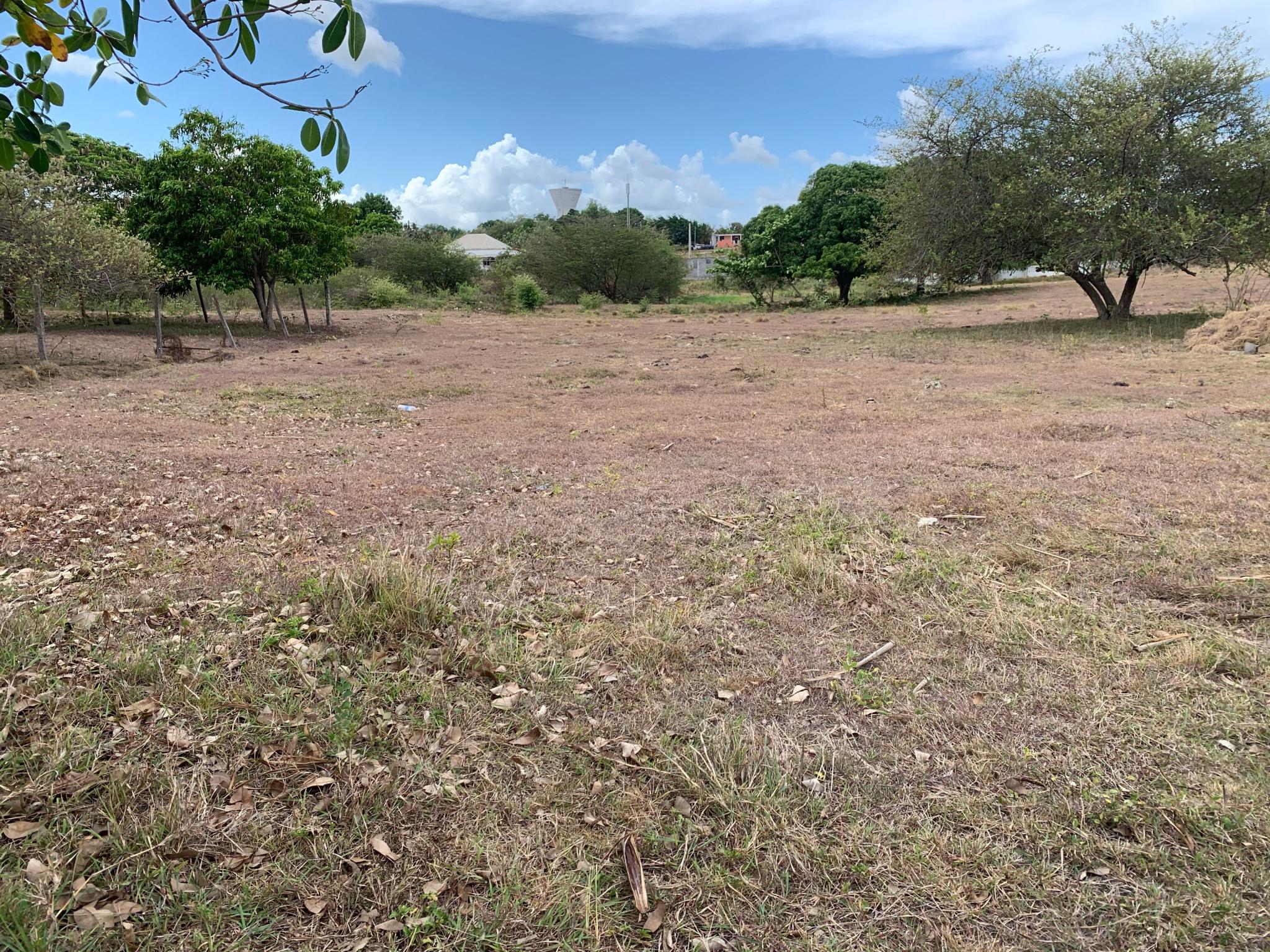 terrain A louer ST FRANCOIS