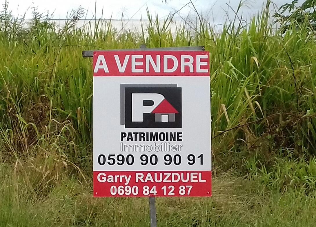 terrain A vendre ST FRANCOIS