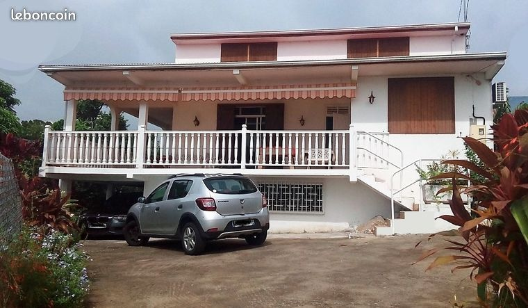 maison/villa A louer BASSE TERRE