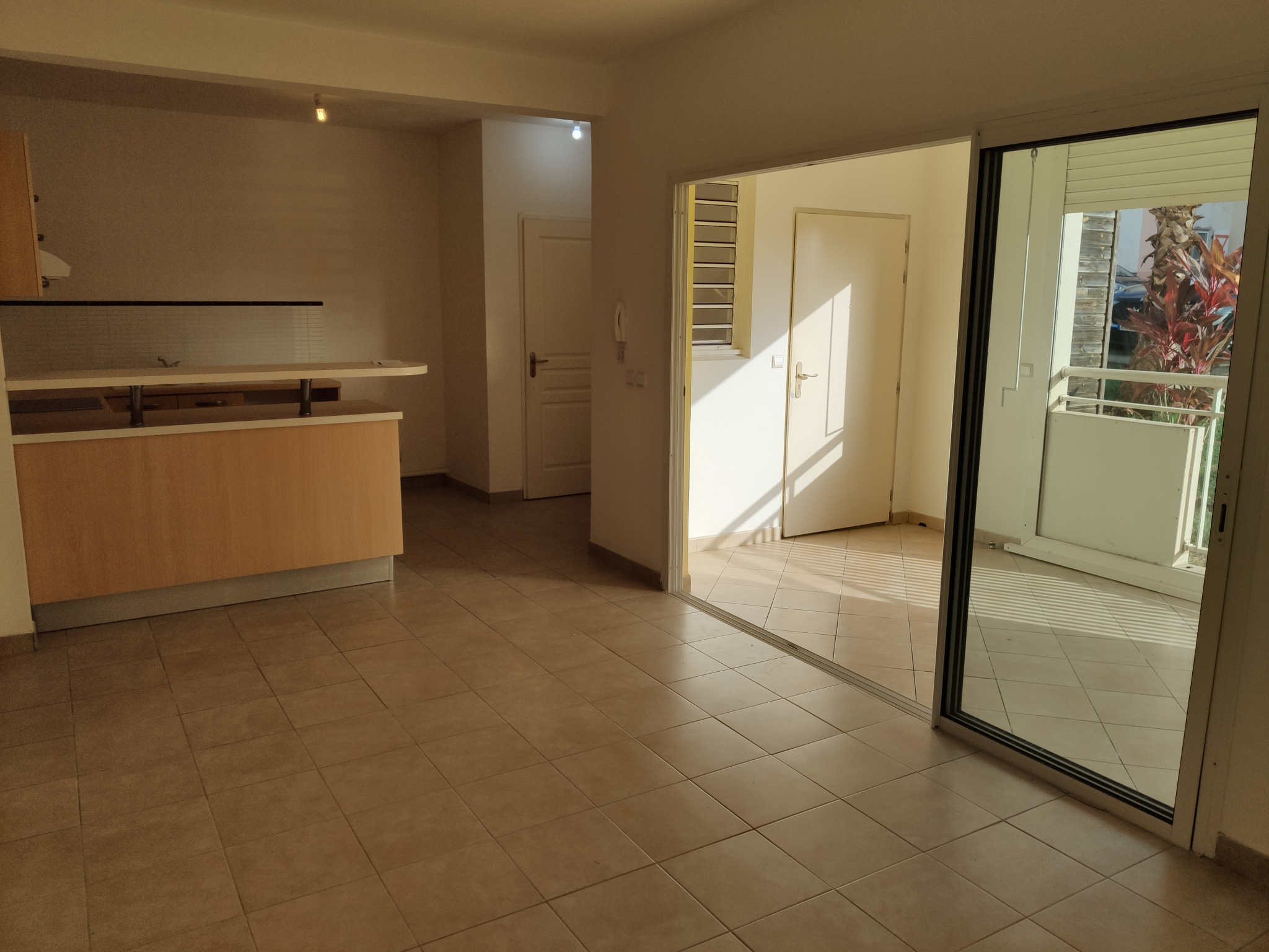 appartement A vendre BAIE MAHAULT
