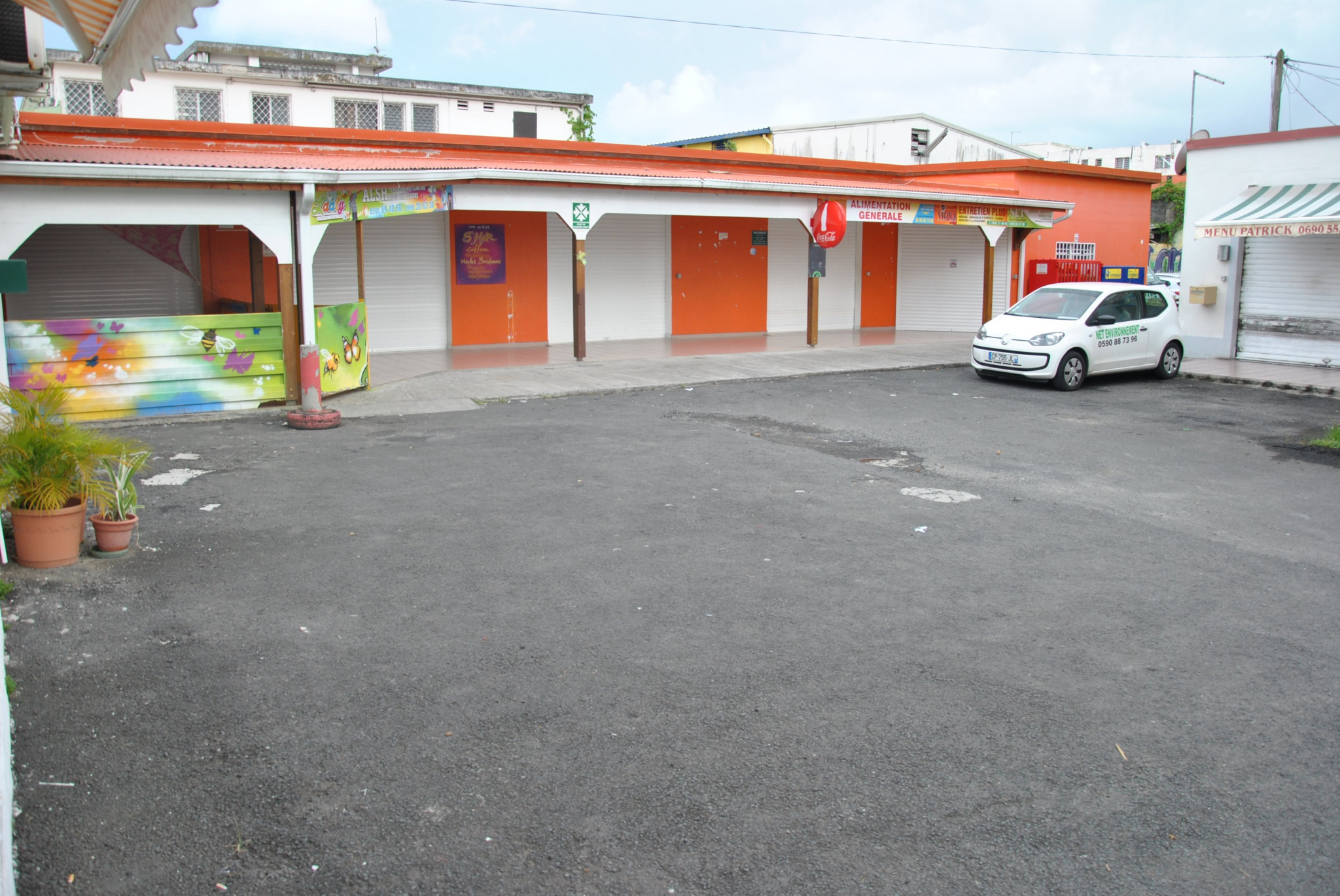 local A vendre POINTE A PITRE