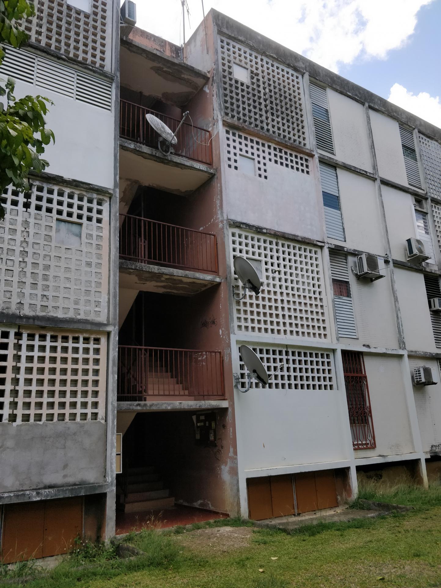 appartement A louer LES ABYMES